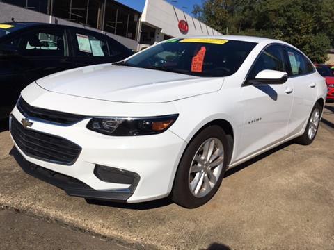 2018 Chevrolet Malibu for sale in Parkersburg, WV