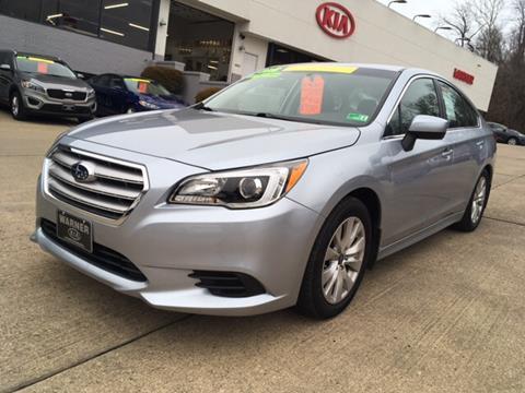 2016 Subaru Legacy for sale in Parkersburg, WV