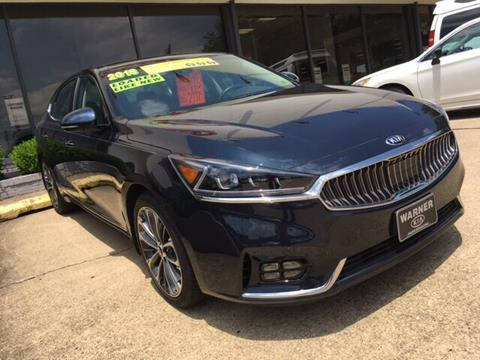 2018 Kia Cadenza for sale in Parkersburg, WV