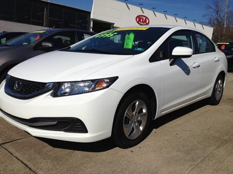 2014 Honda Civic for sale in Parkersburg, WV