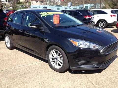 2015 Ford Focus for sale in Parkersburg, WV