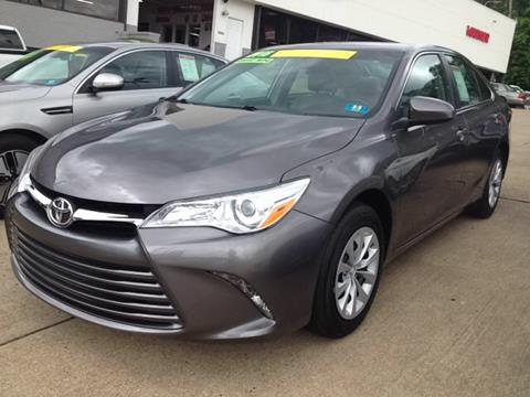 2015 Toyota Camry for sale in Parkersburg, WV
