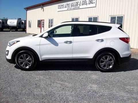 2016 Hyundai Santa Fe Sport for sale in Summersville, WV