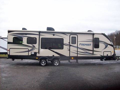2016 Keystone BULLET PREMIER for sale in Summersville, WV