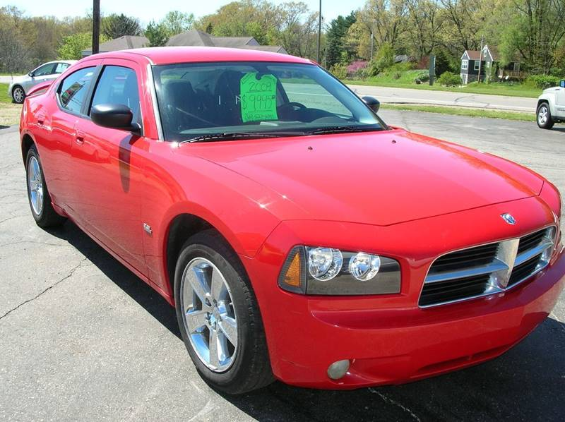 2009 Dodge Charger for sale at DEWEY'S CAR PALACE INC.  DEWEYS-AUTO in Delton MI