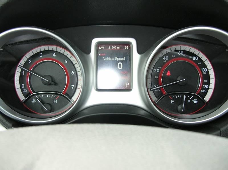 2014 Dodge Journey for sale at DEWEY'S CAR PALACE INC.  DEWEYS-AUTO in Delton MI