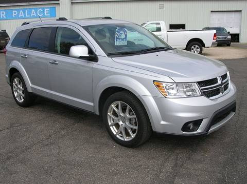 2014 Dodge Journey for sale at DEWEY'S CAR PALACE INC.  DEWEYS-AUTO in Delton MI