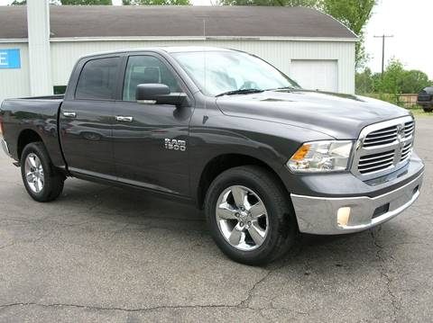 2015 RAM Ram Pickup 1500 for sale at DEWEY'S CAR PALACE INC.  DEWEYS-AUTO in Delton MI