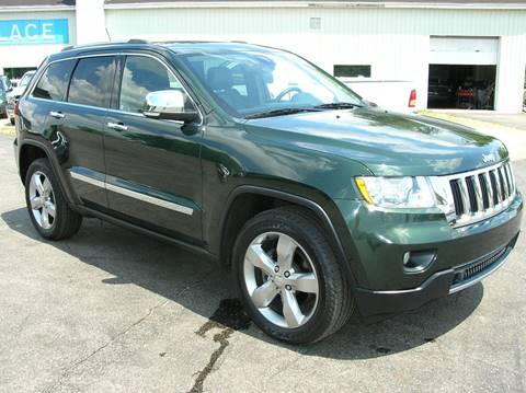 2011 Jeep Grand Cherokee for sale at DEWEY'S CAR PALACE INC.  DEWEYS-AUTO in Delton MI