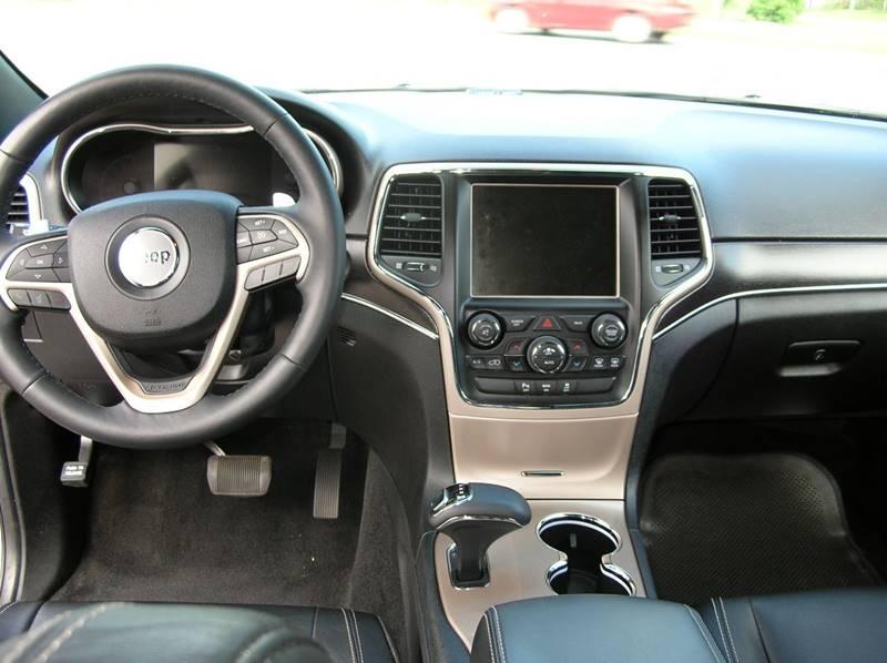 2014 Jeep Grand Cherokee for sale at DEWEY'S CAR PALACE INC.  DEWEYS-AUTO in Delton MI