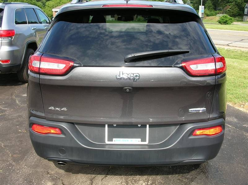 2016 Jeep Cherokee for sale at DEWEY'S CAR PALACE INC.  DEWEYS-AUTO in Delton MI