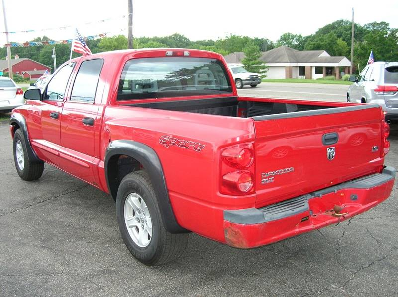 2006 Dodge Dakota for sale at DEWEY'S CAR PALACE INC.  DEWEYS-AUTO in Delton MI