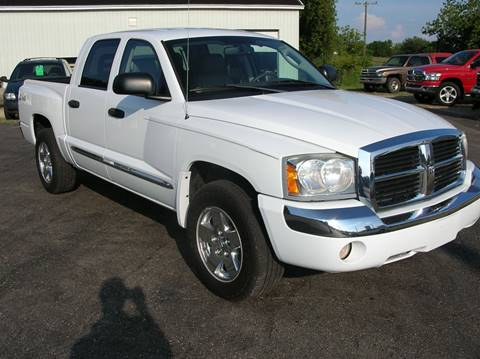 2005 Dodge Dakota for sale at DEWEY'S CAR PALACE INC.  DEWEYS-AUTO in Delton MI