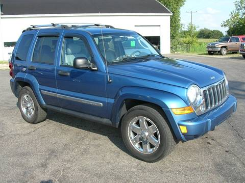 2006 Jeep Liberty for sale at DEWEY'S CAR PALACE INC.  DEWEYS-AUTO in Delton MI