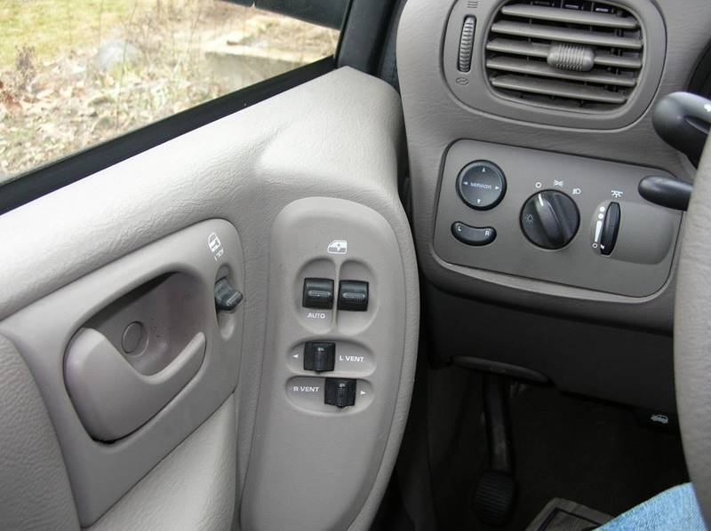 2001 Chrysler Voyager for sale at DEWEY'S CAR PALACE INC.  DEWEYS-AUTO in Delton MI