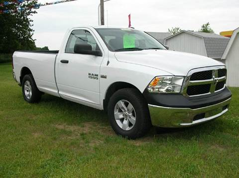 2014 RAM Ram Pickup 1500 for sale at DEWEY'S CAR PALACE INC.  DEWEYS-AUTO in Delton MI