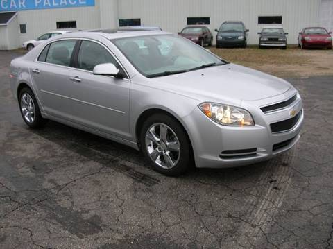 2012 Chevrolet Malibu for sale at DEWEY'S CAR PALACE INC.  DEWEYS-AUTO in Delton MI