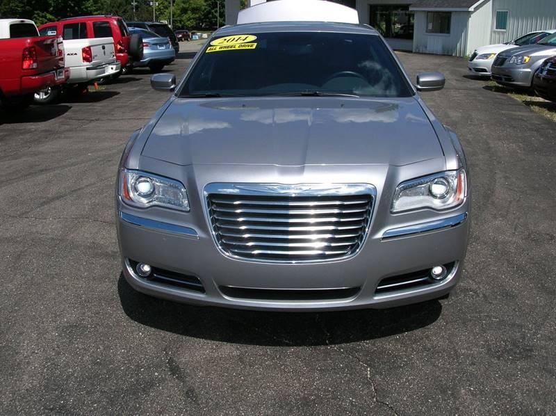 2014 Chrysler 300 for sale at DEWEY'S CAR PALACE INC.  DEWEYS-AUTO in Delton MI