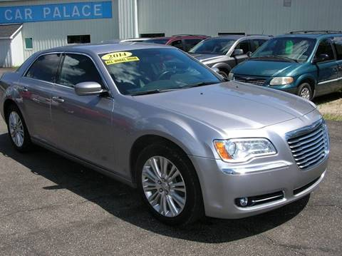 2014 Chrysler 300 for sale at DEWEY'S CAR PALACE INC.  DEWEYS-AUTO in Delton MI