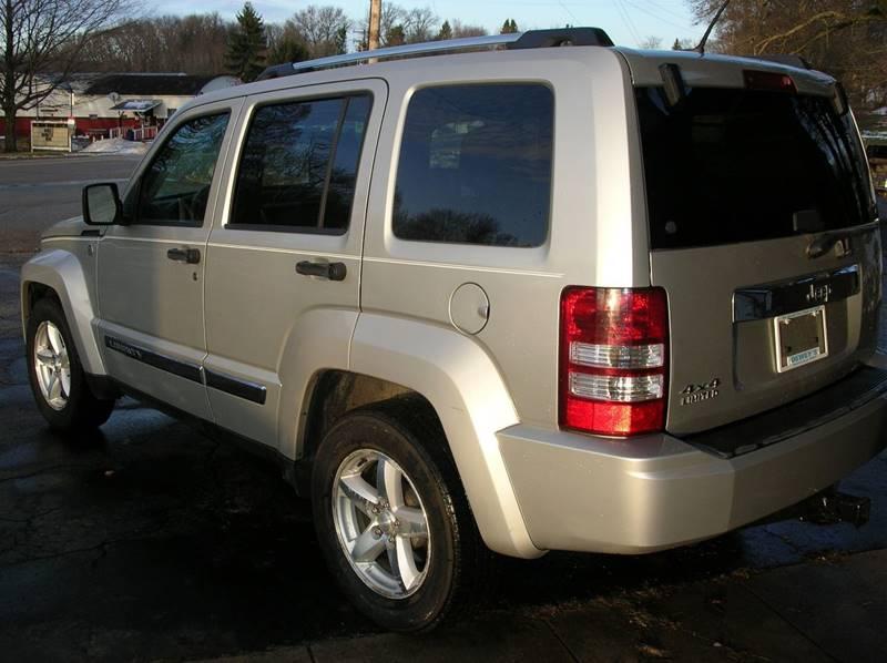 2009 Jeep Liberty for sale at DEWEY'S CAR PALACE INC.  DEWEYS-AUTO in Delton MI
