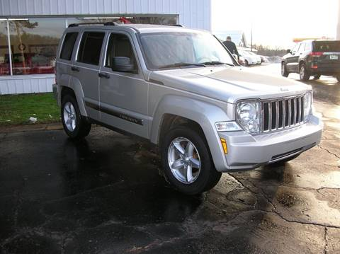 2009 Jeep Liberty for sale at DEWEY'S CAR PALACE INC.  DEWEYS-AUTO in Delton MI