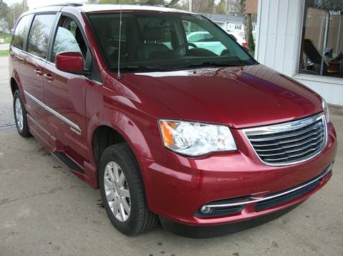 2014 Chrysler Town and Country for sale at DEWEY'S CAR PALACE INC.  DEWEYS-AUTO in Delton MI