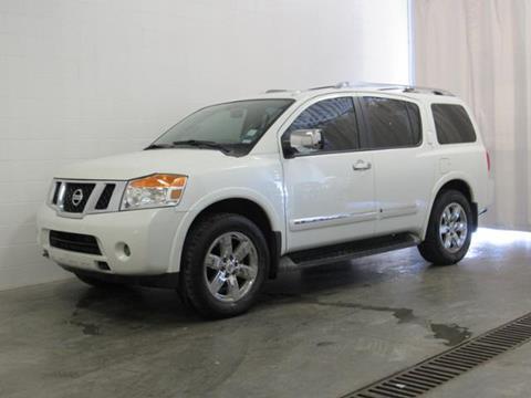 2013 Nissan Armada for sale in Lincoln NE