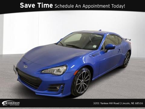 Used Brz For Sale >> 2018 Subaru Brz For Sale In Lincoln Ne