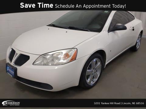 2008 Pontiac G6 for sale in Lincoln, NE