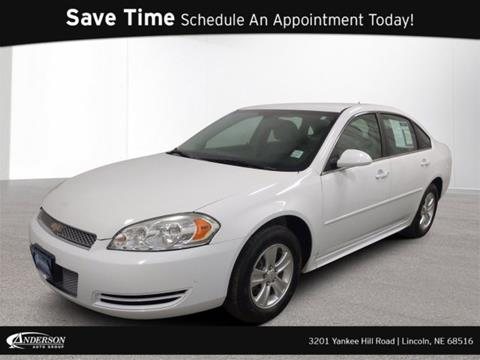 2014 Chevrolet Impala Limited for sale in Lincoln, NE