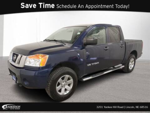 2009 Nissan Titan for sale in Lincoln, NE