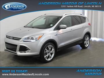 2014 Ford Escape for sale in Lincoln, NE