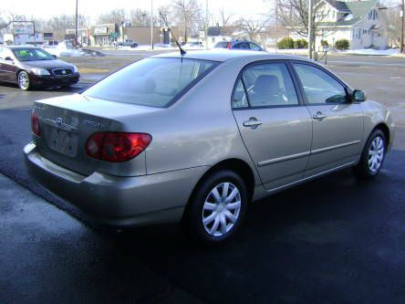 2008 Toyota Corolla for sale at Rockys Auto Sales, Inc in Elmira NY