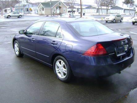 2007 Honda Accord for sale at Rockys Auto Sales, Inc in Elmira NY