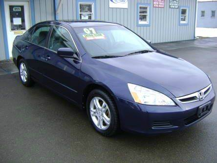 2007 Honda Accord for sale at Rockys Auto Sales, Inc in Elmira NY