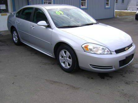 2009 Chevrolet Impala for sale at Rockys Auto Sales, Inc in Elmira NY