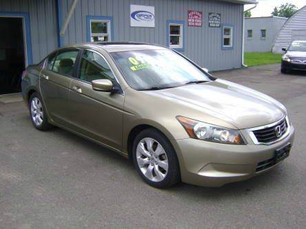 2009 Honda Accord for sale at Rockys Auto Sales, Inc in Elmira NY