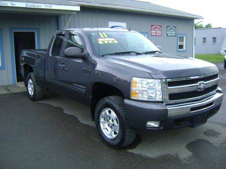 2011 Chevrolet Silverado 1500 for sale at Rockys Auto Sales, Inc in Elmira NY