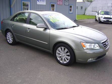 2009 Hyundai Sonata for sale at Rockys Auto Sales, Inc in Elmira NY