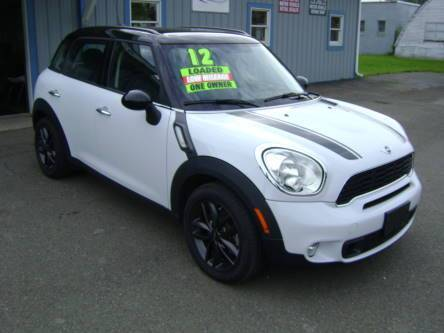 2012 MINI Cooper Countryman for sale at Rockys Auto Sales, Inc in Elmira NY