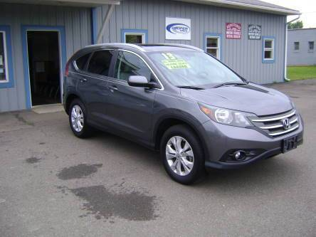 2013 Honda CR-V for sale at Rockys Auto Sales, Inc in Elmira NY
