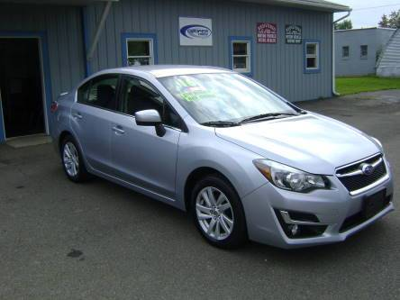 2016 Subaru Impreza for sale at Rockys Auto Sales, Inc in Elmira NY