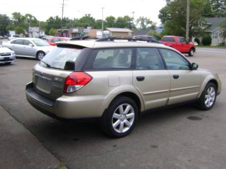 2008 Subaru Outback for sale at Rockys Auto Sales, Inc in Elmira NY