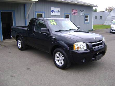 2004 Nissan Frontier for sale at Rockys Auto Sales, Inc in Elmira NY