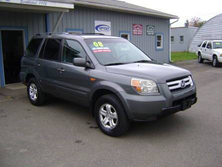 2008 Honda Pilot for sale at Rockys Auto Sales, Inc in Elmira NY
