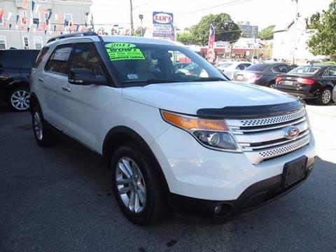 2011 Ford Explorer for sale in Cranston, RI