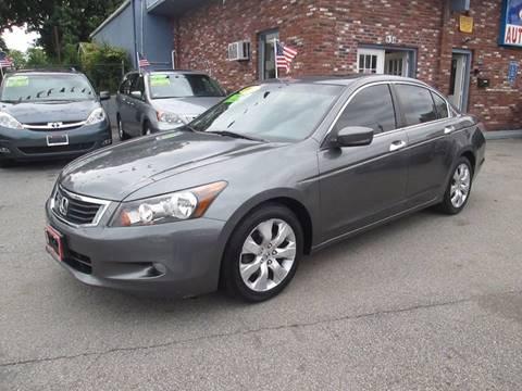 2009 Honda Accord for sale in Cranston, RI
