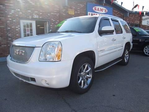 2007 GMC Yukon for sale in Cranston, RI