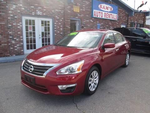 2014 Nissan Altima for sale in Cranston, RI