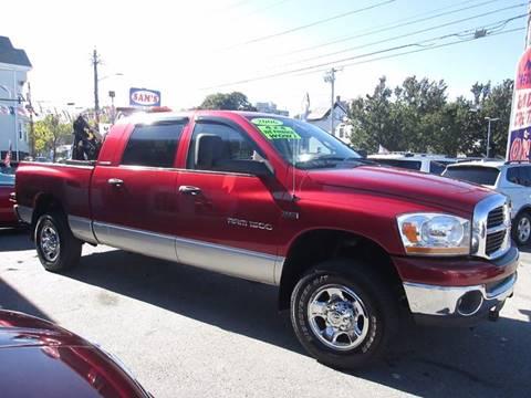2006 Dodge Ram Pickup 1500 for sale in Cranston, RI